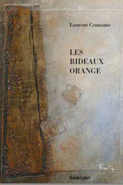 Les rideaux orange